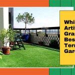 Which Artificial Grass Is Best For Terrace Garden?