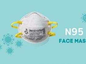 Wearing N95 Masks