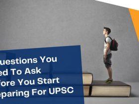Preparing For UPSC