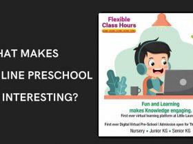 What Makes Online Preschool so Interesting?