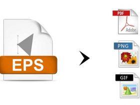 How to Convert Encapsulated PostScript EPS Graphics?